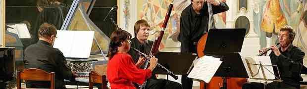 Meeting with Music: Bassoon in baroque music
