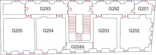 Floor 2 of Building G
