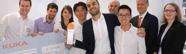 Kuka Innovation Award 2018