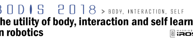 BODIS - workshop at IROS2018