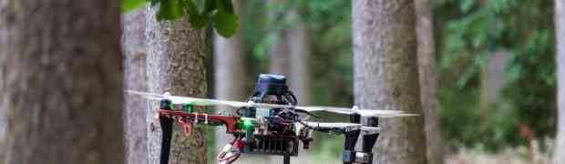 Vyvíjíme drony, které mohou autonomně vyhledávat radiaci