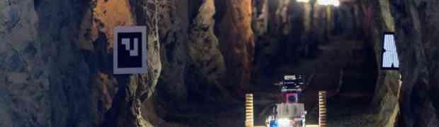 Naše drony a pozemní roboty budou zkoumat jeskynní komplex Býčí skála