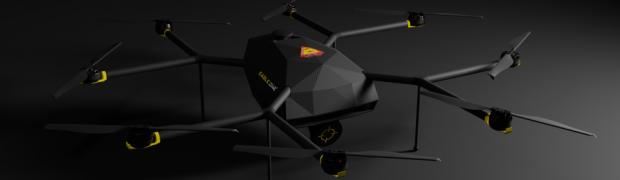 Martin Saska o využití dronů pro ČRo Plus