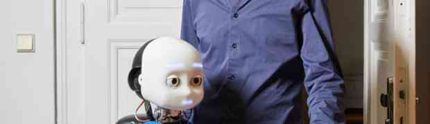 The line-up of humanoid robots has been expanded by iCub